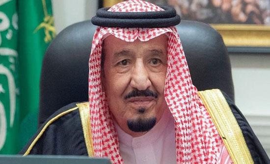 الملك سلمان والكاظمي يتفقان على التعاون والتنسيق في قضايا المنطقة