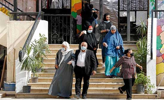 برلمان مصر يوافق مبدئيا على قانون «فصل موظفي الإخوان»