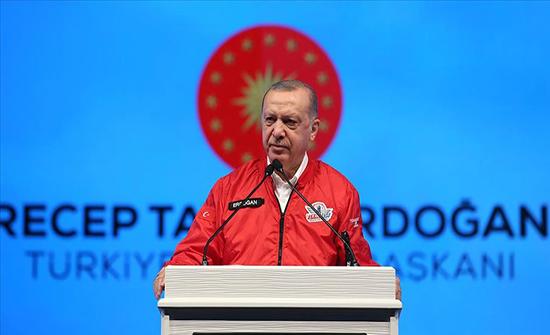 أردوغان: الاقتصاد التركي سيحطم أرقامًا قياسية جديدة
