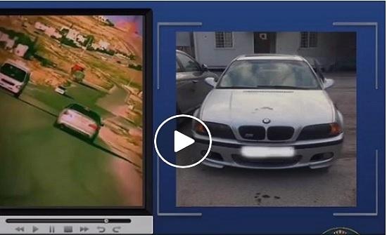 فيديو : ضبط سائق متهور عرض حياة المواطنين للخطر