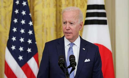 """بعد إطلاق صفة """"الرئيس"""" على نتنياهو.. بايدن يخاطب رئيس كوريا الجنوبية بـ""""رئيس الوزراء"""""""