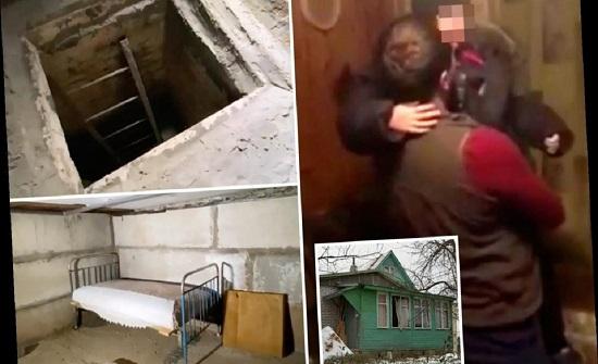 بالفيديو.. لحظة تحرير طفل اختطفه ذئب بشري