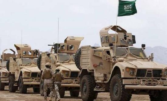 السعودية.. إصابة مدني بسقوط شظايا درون حوثي في عسير (صور)