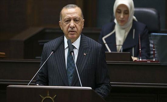 """أردوغان: شراء منظومة """"S-400"""" مسألة سيادية لا يمكن التراجع عنها"""