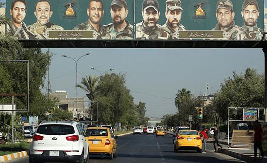 بين السيستاني وطهران.. ظل انشقاق داخل الحشد في العراق