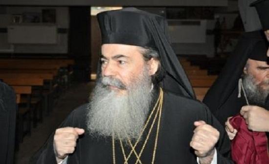 البطريرك ثيوفيلوس يعلن إحباط مخططات استيطانية للسيطرة على عقارات في القدس المحتلة