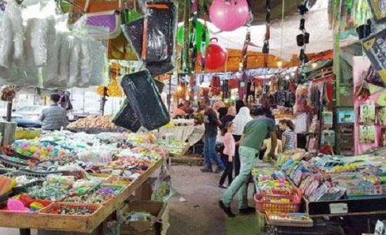 لجنة استدامة سلاسل العمل والانتاج تسمح للاسواق الشعبية بالعمل