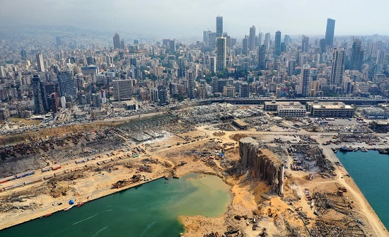 التحقيق بانفجار مرفأ بيروت مهدد بالتوقف مجددا لأسباب قانونية