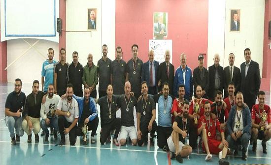 مباراة احتفالية في جامعة البترا بمشاركة نجوم الكرة