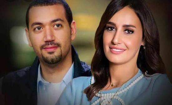 هل سيفشل زواج حلا شيحة ومعز مسعود؟
