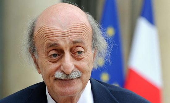 جنبلاط: تدخلات خارجية زادت من تعقيد تشكيل الحكومة اللبنانية