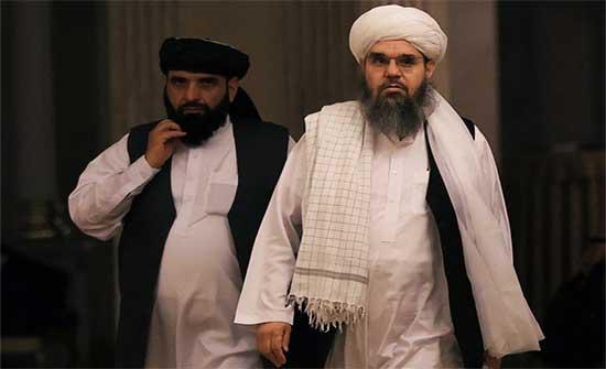 طالبان تؤكد سيطرتها على 85% من أفغانستان وتربط توقف هجماتها بنجاح محادثات الدوحة