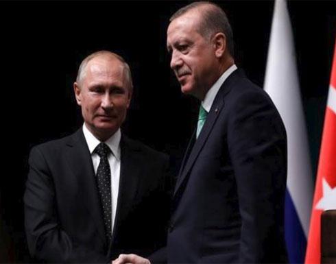 أردوغان وبوتين اتفقا على تسريع إنشاء نقاط مراقبة في إدلب