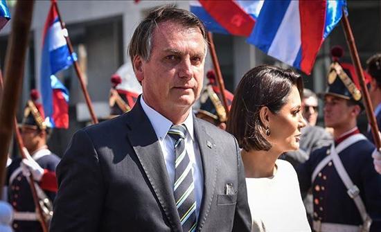 للمرة الثالثة.. تأكيد إصابة الرئيس البرازيلي بكورونا