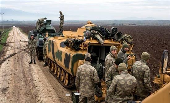 سوريا: مقتل جنديين تركيين آخرين في معارك عفرين