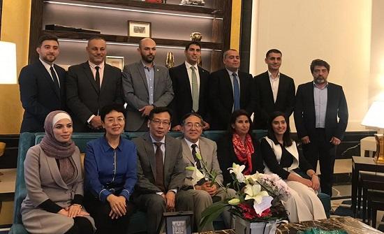 السفير الصيني :المنح والدورات التدريبية المقدمة للأردن في تزايد مستمر