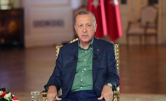 أردوغان: ينبغي عدم استغلال حرائق الغابات لتحقيق غايات سياسية
