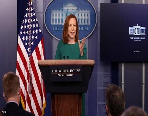"""البيت الأبيض: الهدف من العقوبات على روسيا """"ليس التصعيد"""""""