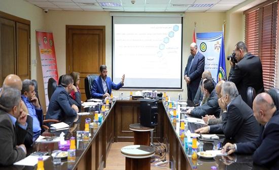 """""""إدارية النواب"""" تطلع على مقترحات مسودة تعديلات نظام الخدمة المدنية الجديد"""