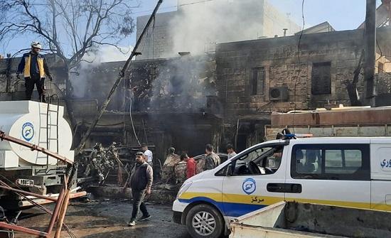 قلق أممي حيال ارتفاع الانتهاكات ضد المدنيين شمال سوريا