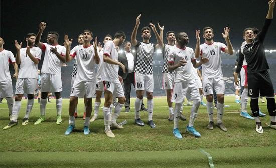 المنتخب الأولمبي يواجه نظيره الكوري الجنوبي غدا