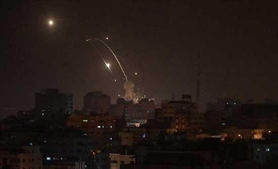 إسرائيل تعلن رصد إطلاق قذيفة صاروخية ثانية من غزة