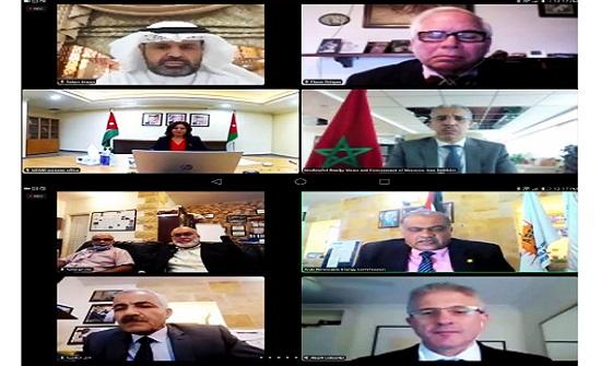 ورشة حوار عربي تبحث تحديات الطاقة المتجددة في ظل كورونا