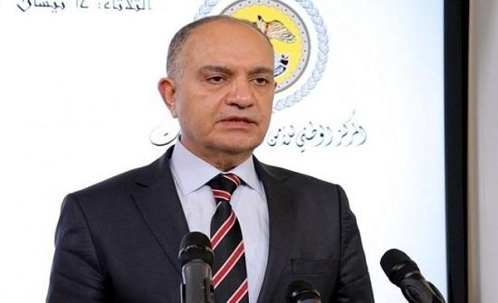 العضايلة : المرحلة المقبلة ستشمل فتح المدارس والجامعات