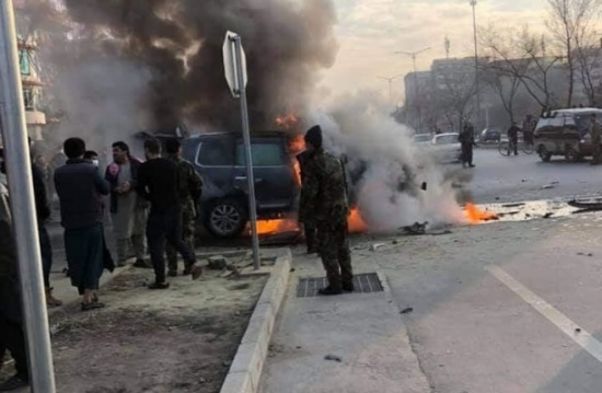 قتلى وجرحى في 3 انفجارات هزت العاصمة الأفغانية (شاهد)