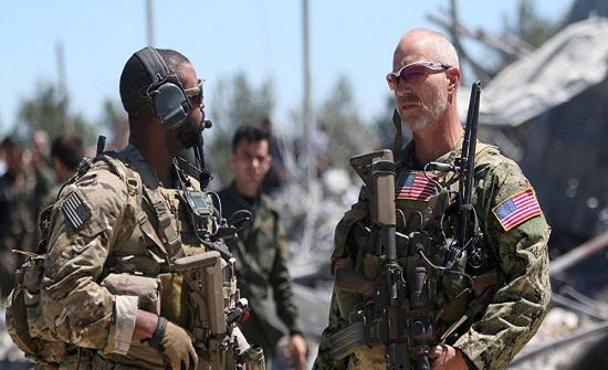 قادمة عبر الأردن .. تعزيزات أمريكية عسكرية في العراق