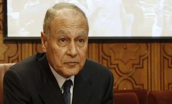 أبو الغيط يبحث مع المبعوث الأممي جريفيث وقف إطلاق النار في اليمن