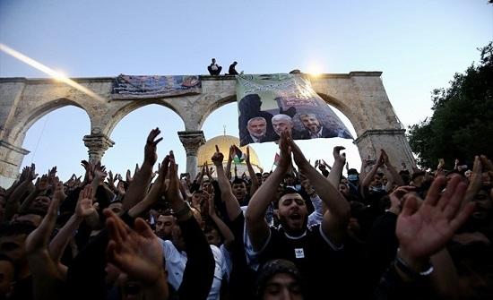 """فلسطين تتأهب لإفشال """"مسيرة الأعلام"""".. والاحتلال يستنفر"""