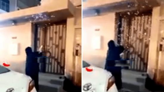 بالفيديو.. خليجية تحتفل بطلاقها من زوجها بطريقة لافتة