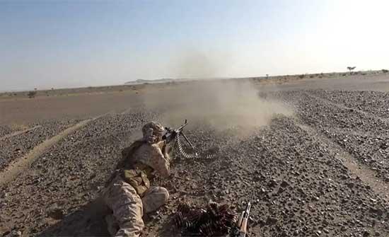 خسائر فادحة لميليشيات الحوثي في الجوف والجيش يتقدم .. بالفيديو