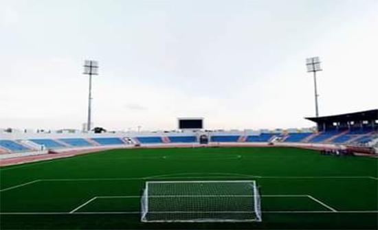 الزواهرة :مدينة الأمير محمد جاهزة لإقامة مباريات درع اتحاد كرة القدم