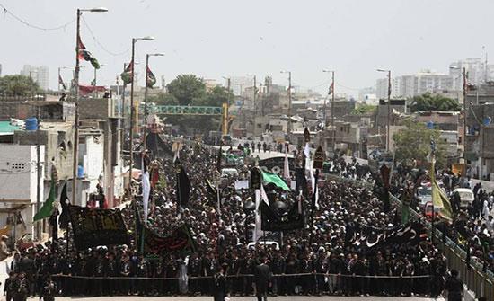 فيديو.. 31 قتيلا و100 جريح بانهيار ممشى في كربلاء