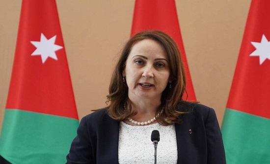 العلي تبحث آليات تعزيز التعاون في مجالات اقتصادية بين الأردن والإمارات