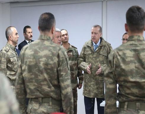 أردوغان: ليس لدينا أطماع في سوريا ونعمل على إعادة اللاجئين
