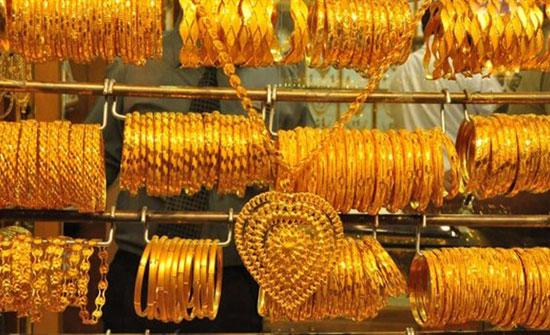 ارتفاع طفيف على أسعار الذهب في الأردن الجمعة