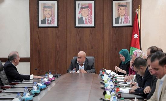 """""""البرلمانية الأردنية – البارغوانية"""" تبحث وقنصل بارغواي تعزيز العلاقات"""