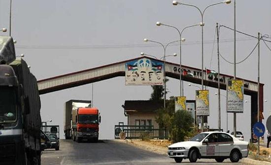 أبو حسان : سوريا تستورد من الأردن مدخلات انتاج لا منتجات