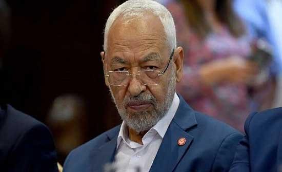 تونس.. راشد الغنوشي يعلق على مسيرة 10 أكتوبر ضد قرارات قيس سعيد