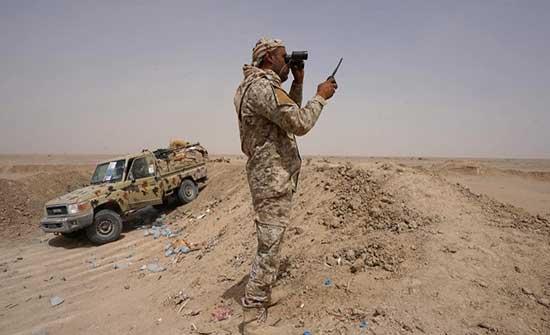 الحكومة اليمنية تنفي سيطرة الحوثي على الكسارة في مأرب