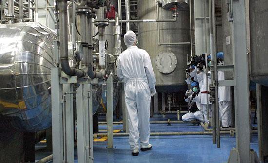 إيران تعلن البدء بتخصيب اليورانيوم إلى 5% في منشأة فوردو