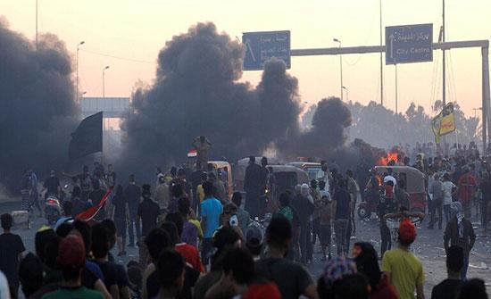 الأمم المتحدة: انتهاكات وتجاوزات خطيرة لحقوق الإنسان خلال الاحتجاجات الأخيرة في العراق