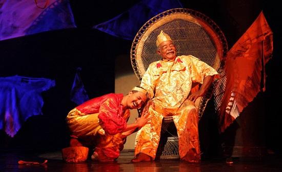 المسرحية السودانية مؤامرة شكسبيرية تقارب في موضوعات الحكم الرشيد