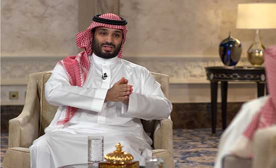 محمد بن سلمان: هناك توافق سعودي مع إدارة بادين بنسبة 90%