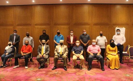 وزارة الشباب تؤكد سعيها لتمكين الشباب بمختلف مجالات المهارات الحياتية