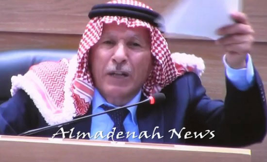 """العرموطي: """"إسرائيل"""" سرقت مياهنا وتريد بيعها لنا"""