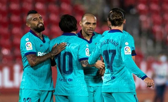 بث مباشر مشاهدة مباراة برشلونة وبايرن ميونيخ